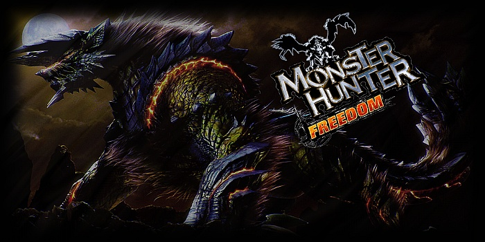 Monster Hunter Freedom France