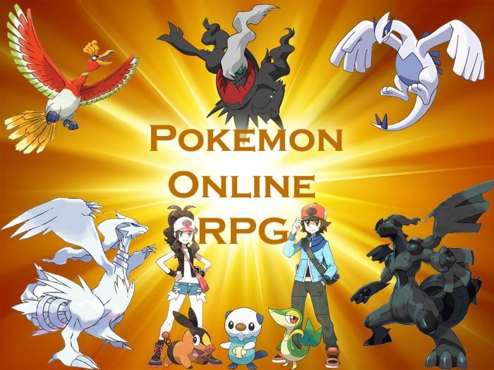 Pokemon Online RPG
