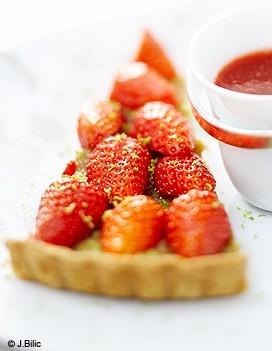 Tarte fraises-rhubarbe Tarte-10