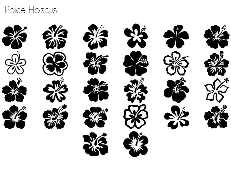 Resource brush Fleur010