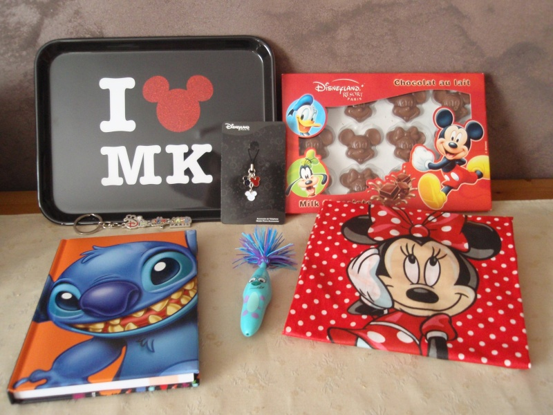 Vos achats - Page 20 Disney95