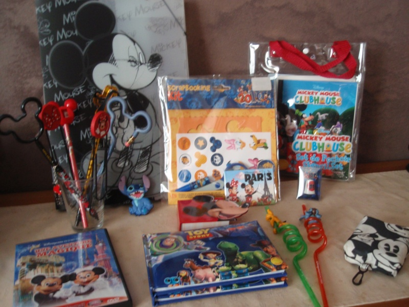 Vos achats - Page 20 Disney96