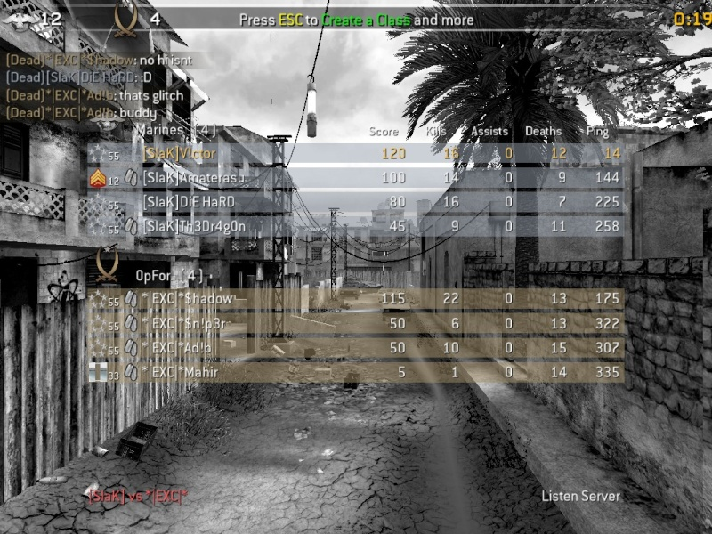 [SlaK] vs * |EXC| * 4/9 - 2010 2_shot10