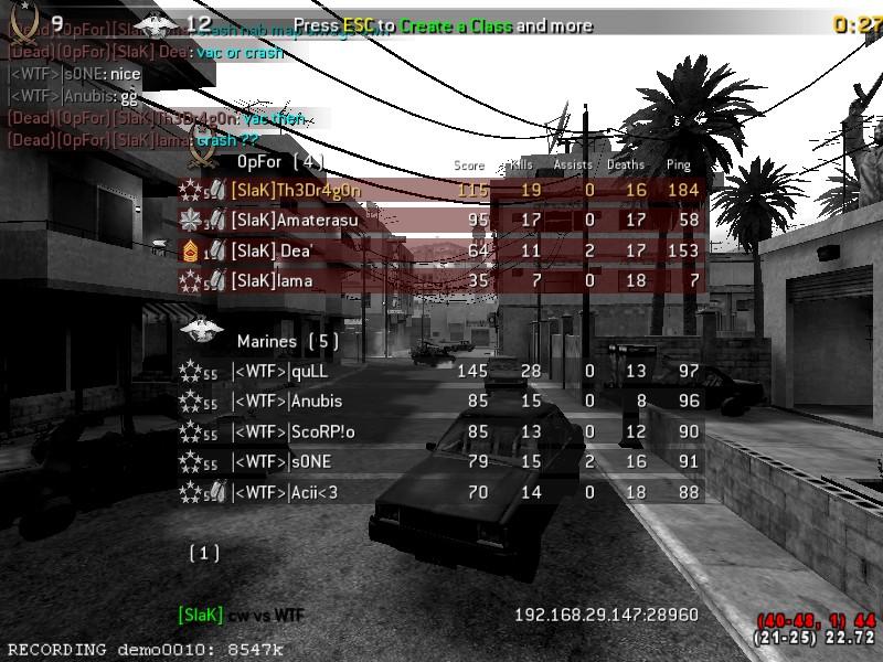 [SlaK] vs |<WTF>| 13/9 - 2010 Shot0020