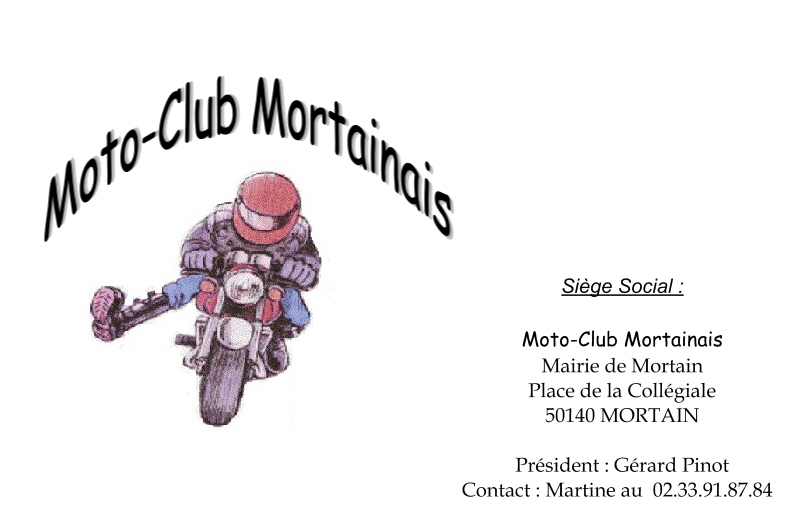 Moto-Club Mortainais