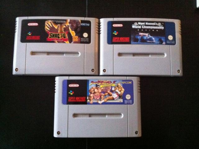 Super Nintendo Photo121