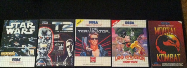Master System Photo136