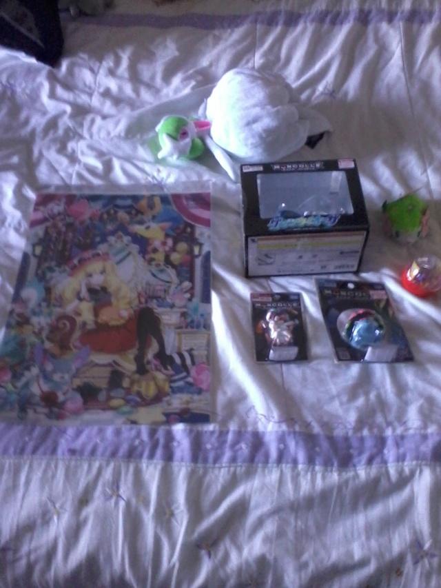 Goodies du pokémon center de Tokyo ! <3 2015-013