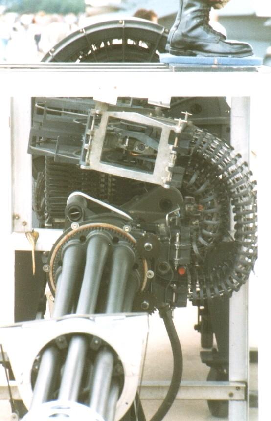 30 mm Gatling Details 1010
