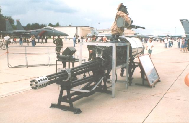 30 mm Gatling Details 110