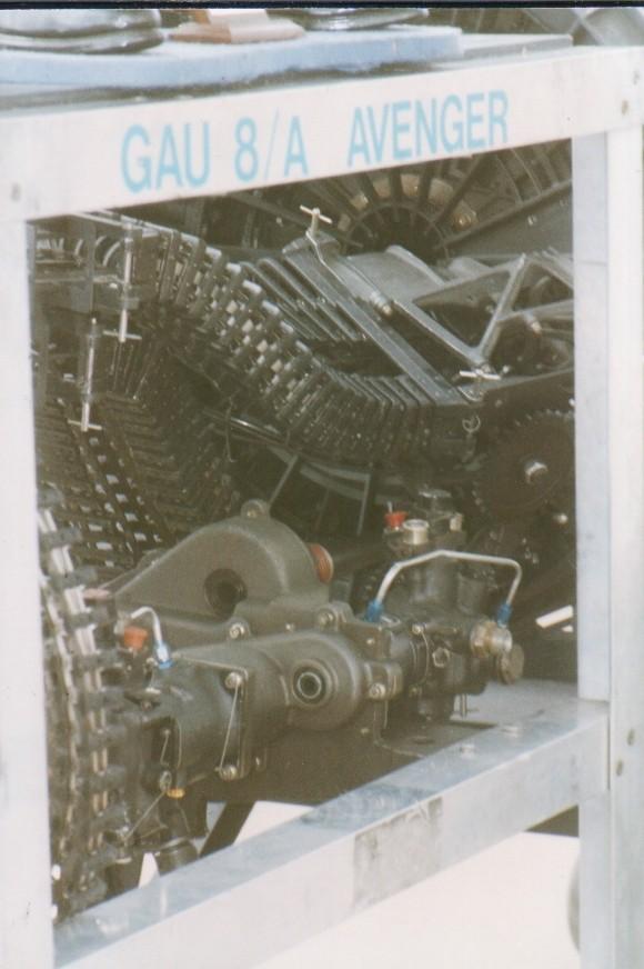 30 mm Gatling Details 1110