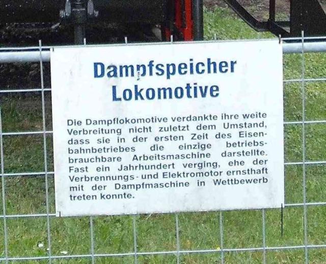 Loks & co. aus dem Technikmuseum Speyer. 113