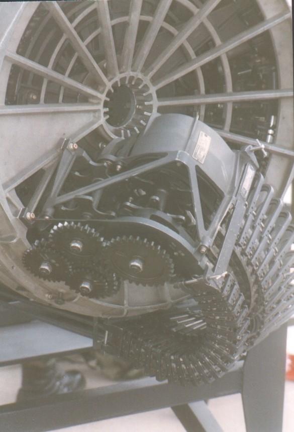 30 mm Gatling Details 1310