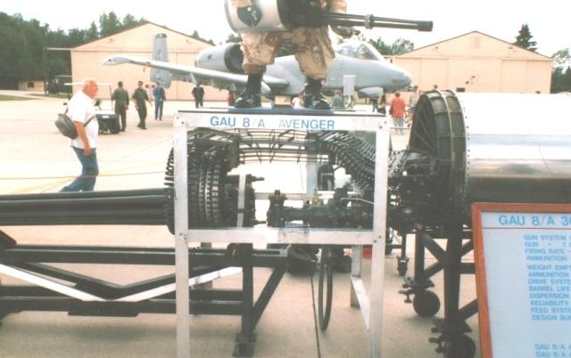 30 mm Gatling Details 210