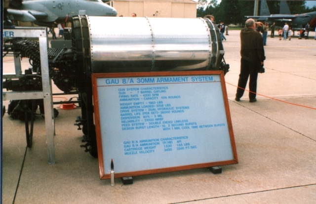 30 mm Gatling Details 310