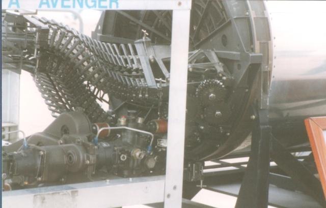 30 mm Gatling Details 710
