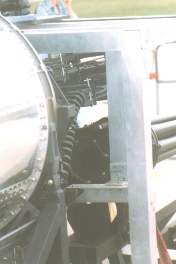 30 mm Gatling Details 810