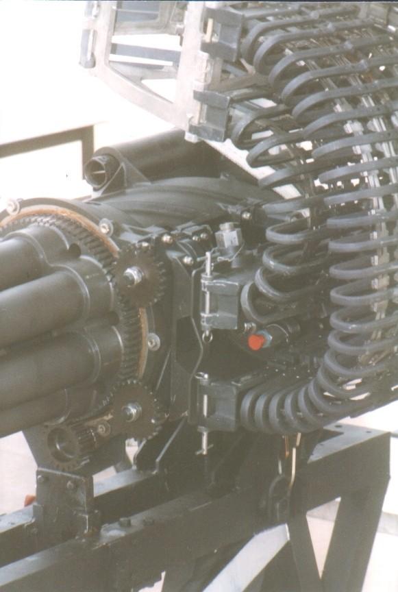 30 mm Gatling Details 910