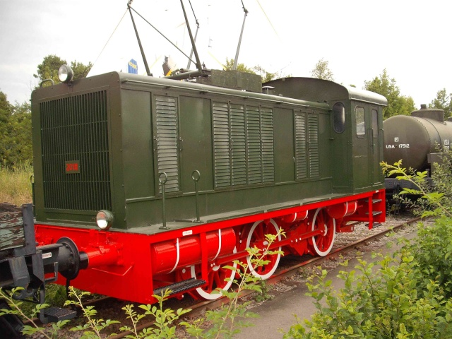 Loks & co. aus dem Technikmuseum Speyer. A10