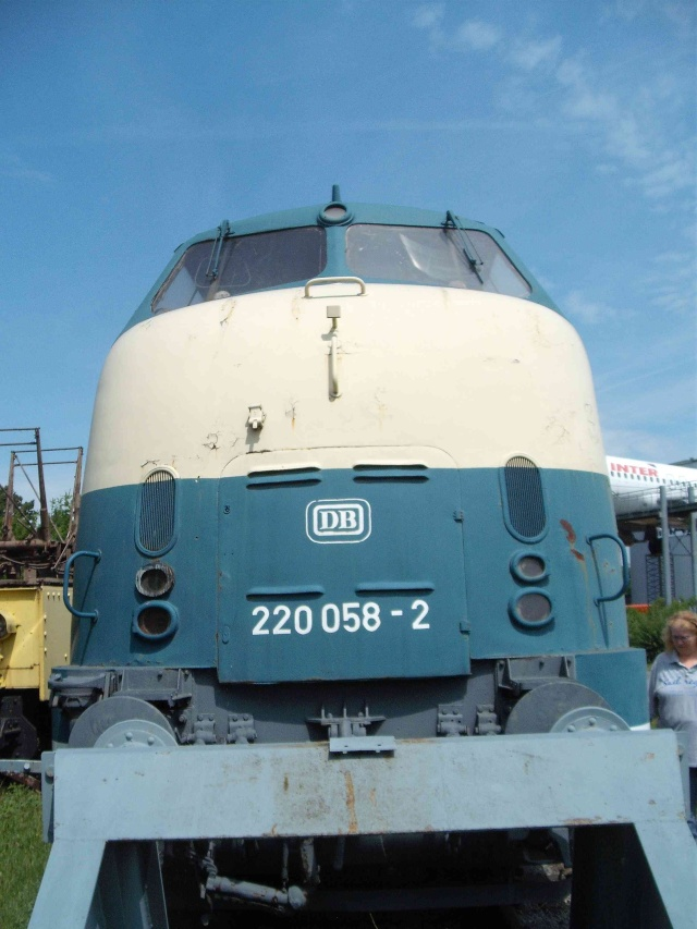 V-200 im Technikmuseum Speyer. Blaue_14