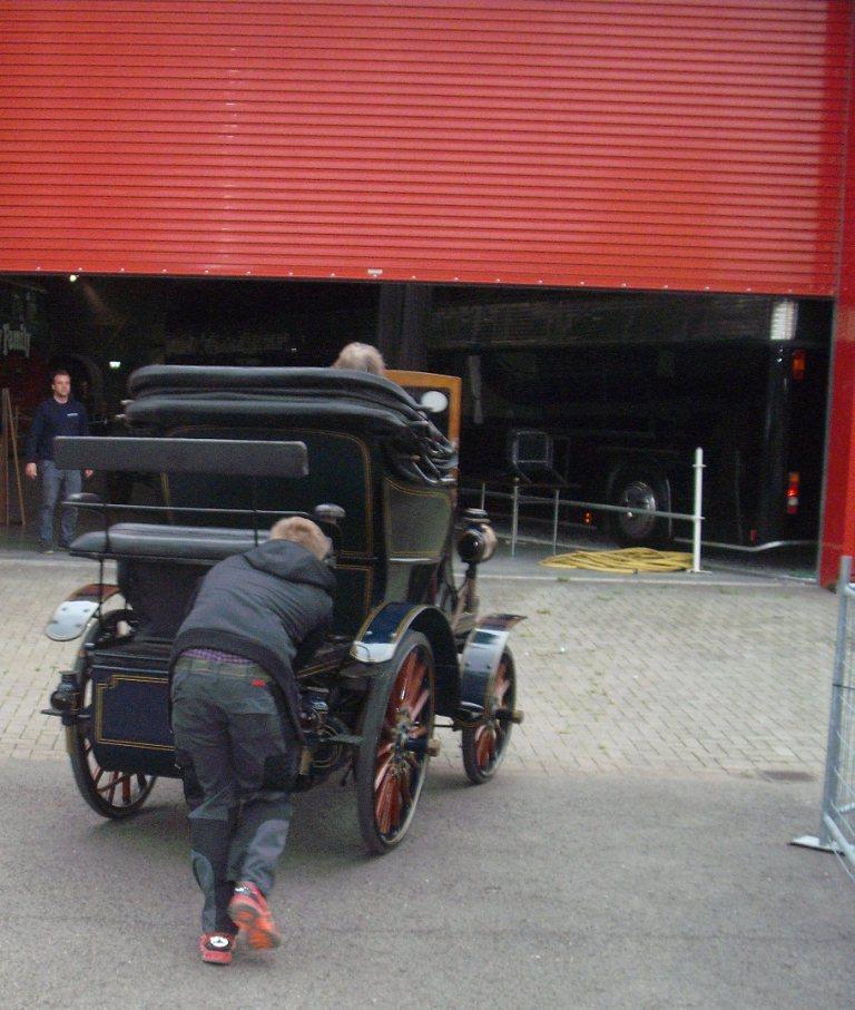 Neues im Technikmuseum Speyer ... Dscf2633
