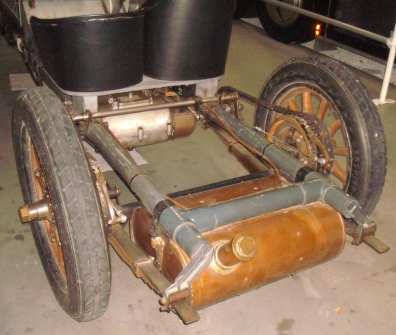 Neues im Technikmuseum Speyer ... Dscf2641