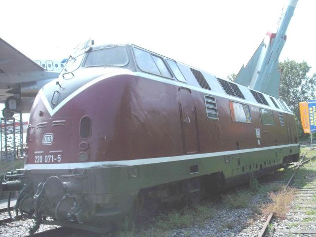 V-200 im Technikmuseum Speyer. Dscf7711