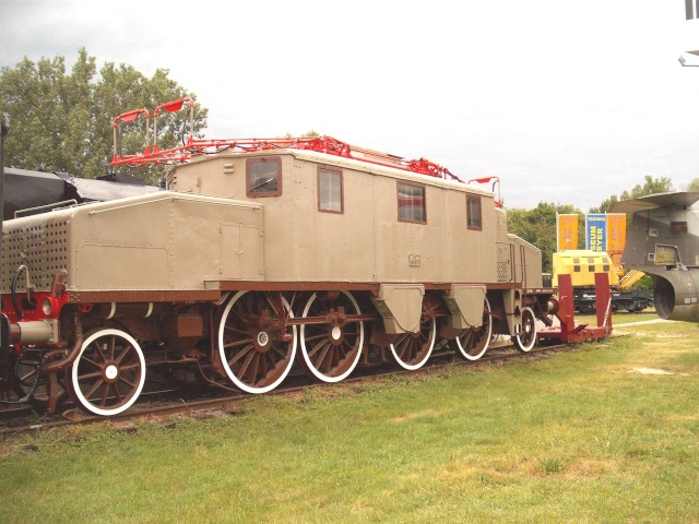 Loks & co. aus dem Technikmuseum Speyer. Dscf7928