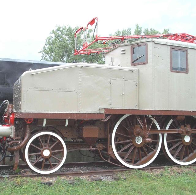 Loks & co. aus dem Technikmuseum Speyer. Dscf7929