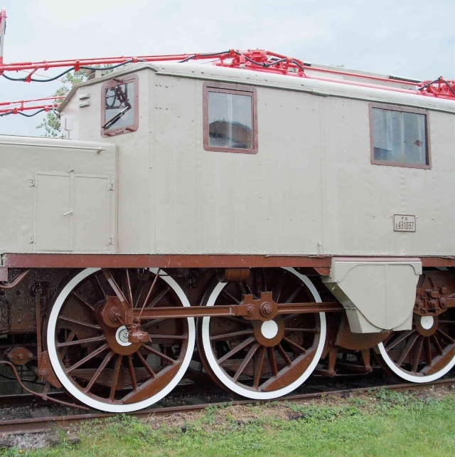 Loks & co. aus dem Technikmuseum Speyer. Dscf7930