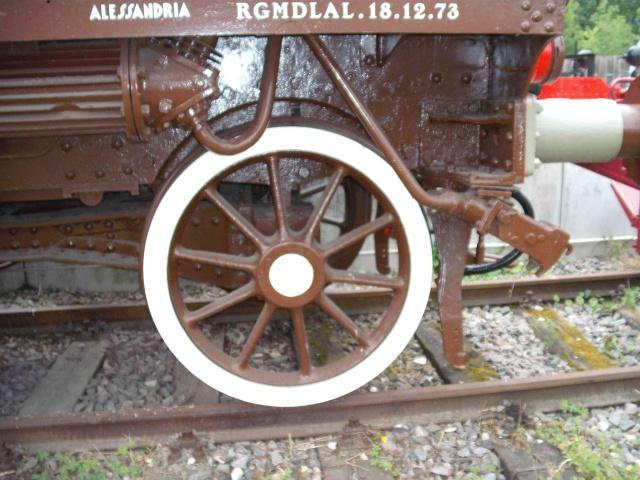 Loks & co. aus dem Technikmuseum Speyer. Dscf7934