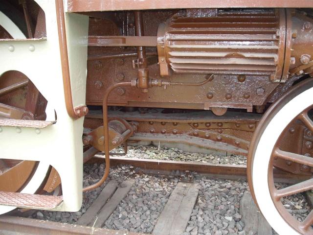 Loks & co. aus dem Technikmuseum Speyer. Dscf7935