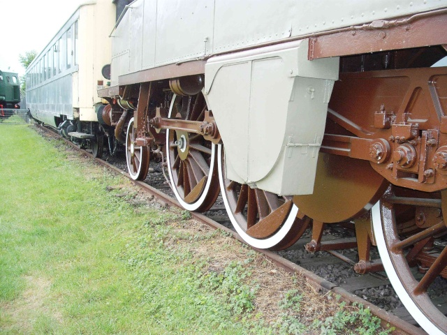 Loks & co. aus dem Technikmuseum Speyer. Dscf7936