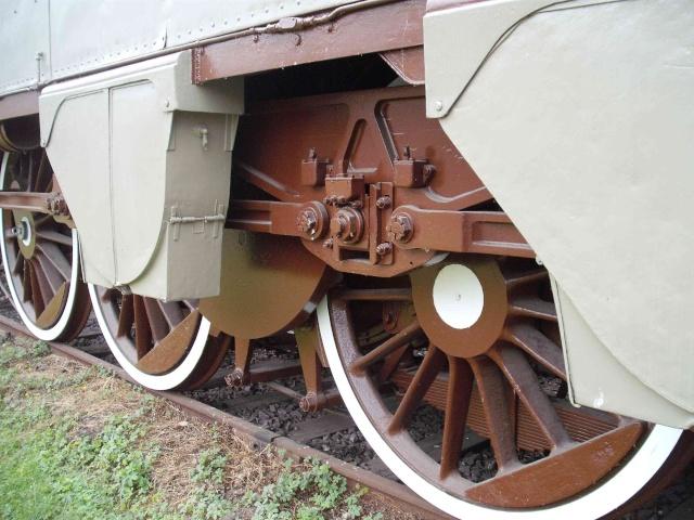 Loks & co. aus dem Technikmuseum Speyer. Dscf7937