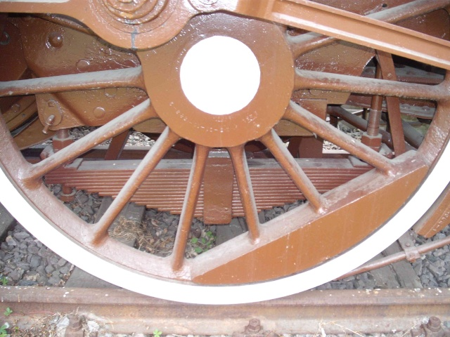 Loks & co. aus dem Technikmuseum Speyer. Dscf7938