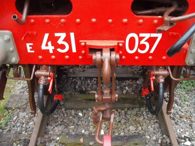 Loks & co. aus dem Technikmuseum Speyer. Dscf7940