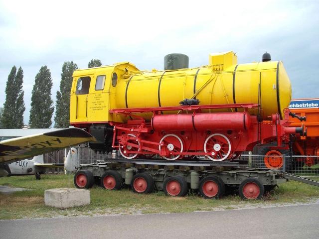 Loks & co. aus dem Technikmuseum Speyer. Dscf7941