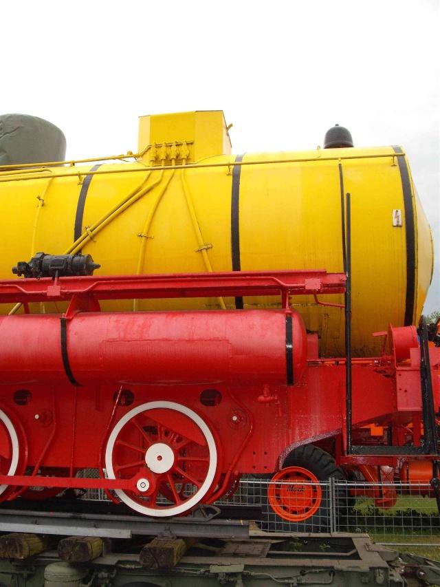 Loks & co. aus dem Technikmuseum Speyer. Dscf7943