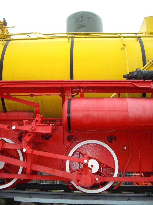 Loks & co. aus dem Technikmuseum Speyer. Dscf7946