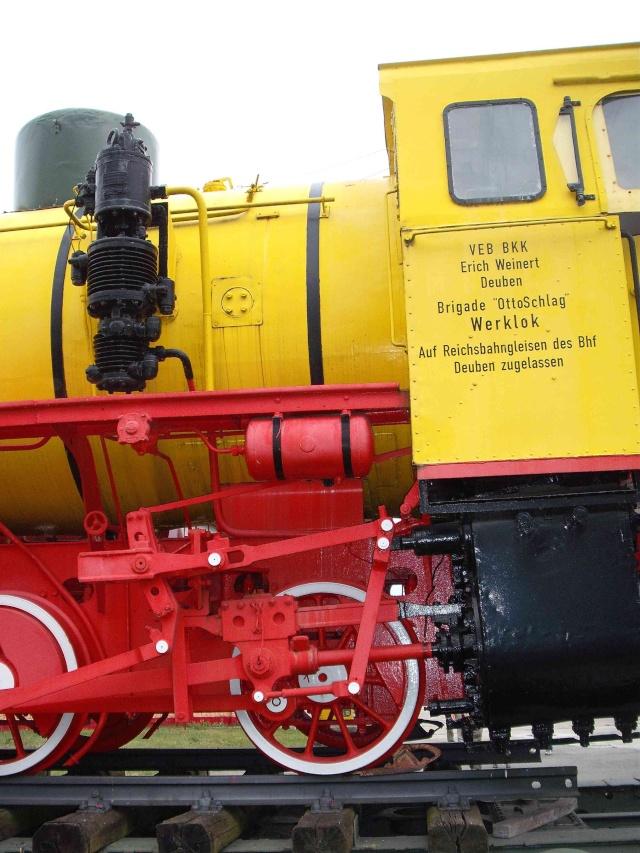 Loks & co. aus dem Technikmuseum Speyer. Dscf7952