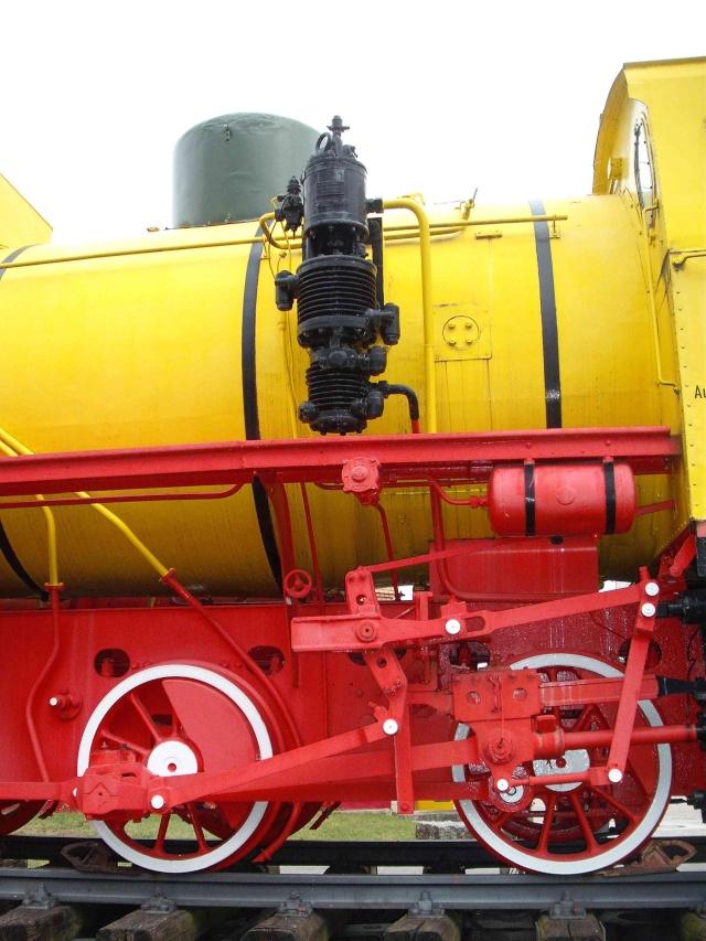 Loks & co. aus dem Technikmuseum Speyer. Dscf7953