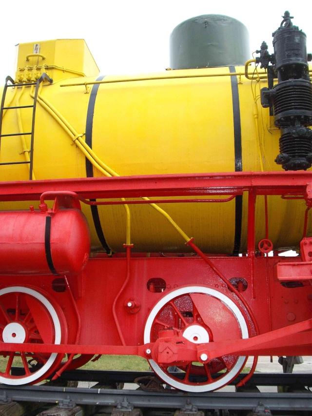 Loks & co. aus dem Technikmuseum Speyer. Dscf7954