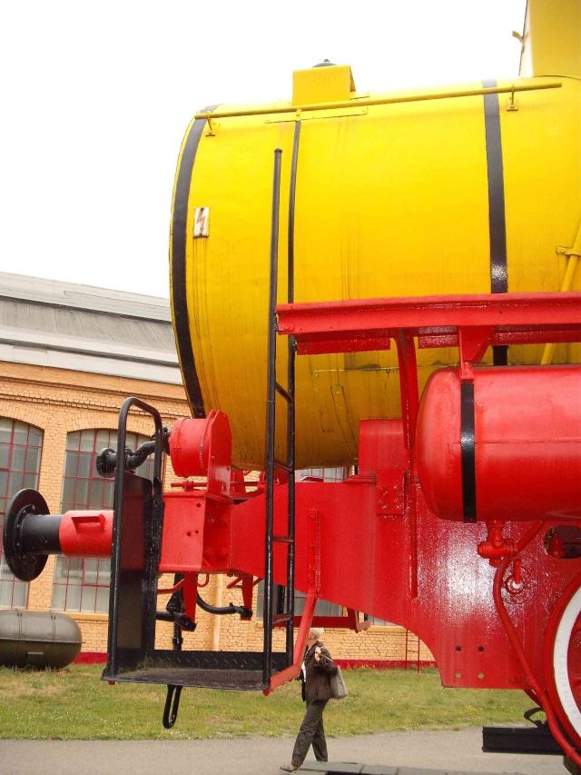 Loks & co. aus dem Technikmuseum Speyer. Dscf7956