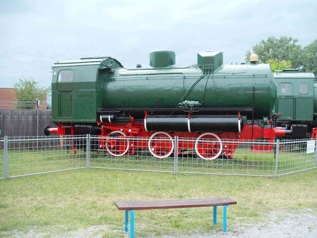 Loks & co. aus dem Technikmuseum Speyer. Dscf7958