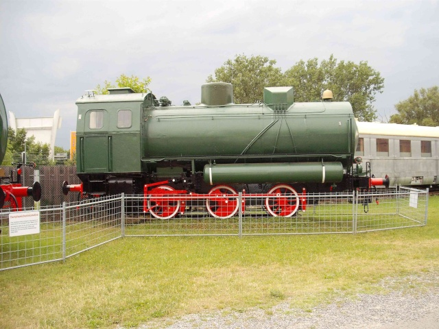 Loks & co. aus dem Technikmuseum Speyer. Dscf7959