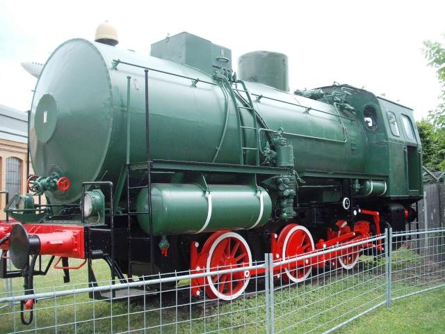Loks & co. aus dem Technikmuseum Speyer. Dscf7961