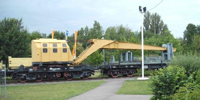 Loks & co. aus dem Technikmuseum Speyer. Dscf8010