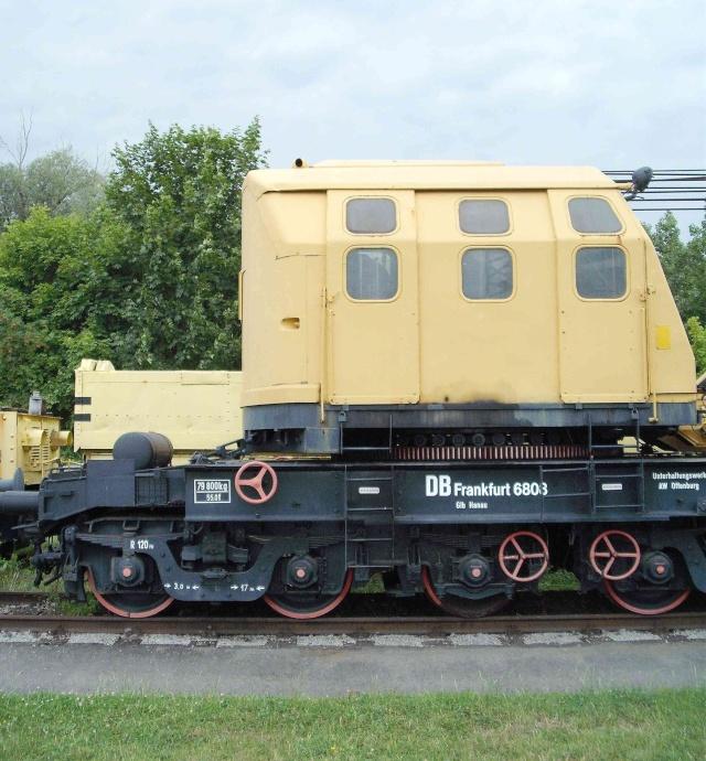 Loks & co. aus dem Technikmuseum Speyer. Dscf8011