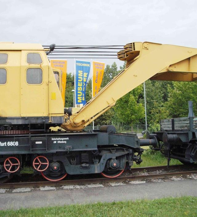 Loks & co. aus dem Technikmuseum Speyer. Dscf8012