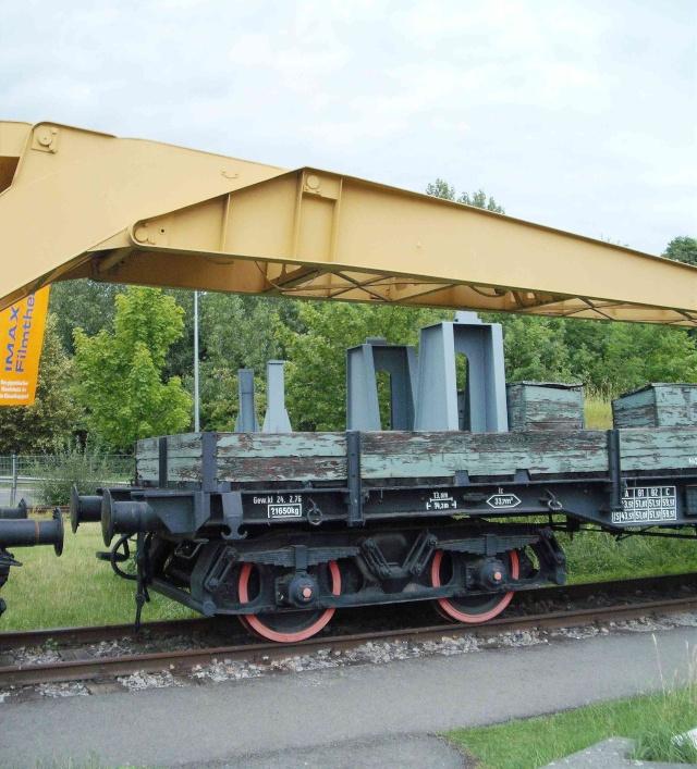 Loks & co. aus dem Technikmuseum Speyer. Dscf8013
